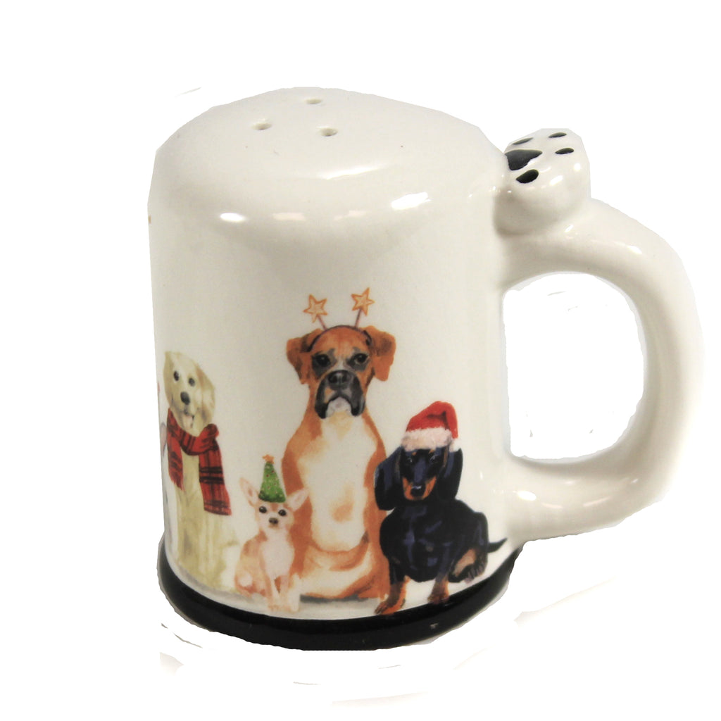 Dog-Gone Salt & Pepper Shaker Ex29934 Tabletop Salt And Pepper Shakers - SBKGIFTS.COM - SBK Gifts Christmas Shop Cincinnati - Story Book Kids