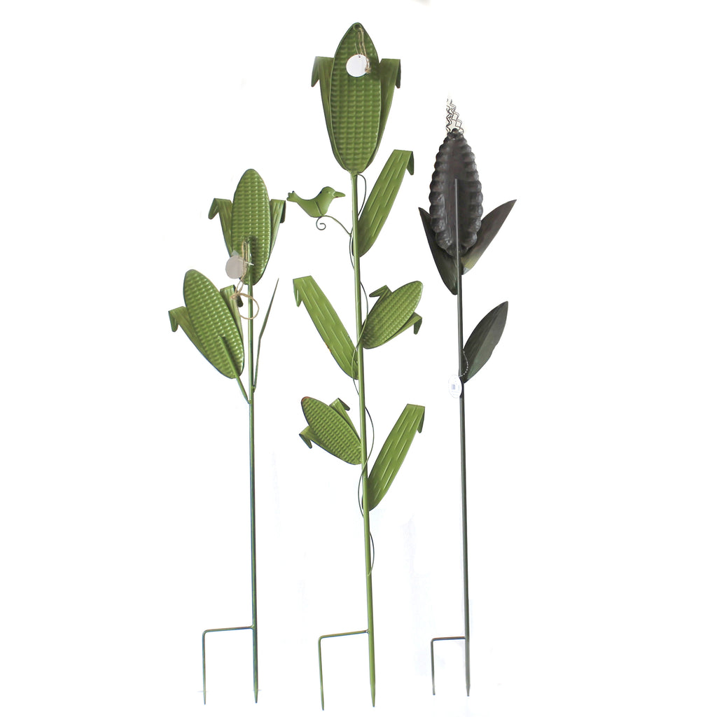 Corn Stalk Stakes 31833660 Fall Decorative Stakes And Pokes And Plant Sticks - SBKGIFTS.COM - SBK Gifts Christmas Shop Cincinnati - Story Book Kids