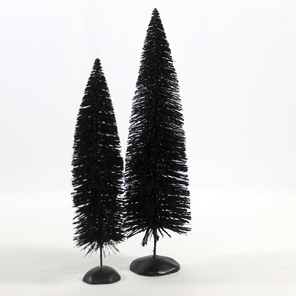 Haunted Pines Sisal Trees 6005572 Department 56 Accessory Department 56 Halloween Village Accessories - SBKGIFTS.COM - SBK Gifts Christmas Shop Cincinnati - Story Book Kids