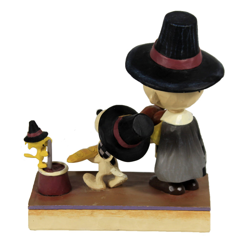 Thankful For Friendship 6006943 Jim Shore Figurines - SBKGIFTS.COM - SBK Gifts Christmas Shop Cincinnati - Story Book Kids