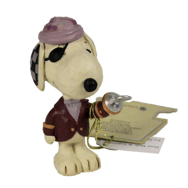 Snoopy Pirate 6006945 Jim Shore Figurines - SBKGIFTS.COM - SBK Gifts Christmas Shop Cincinnati - Story Book Kids