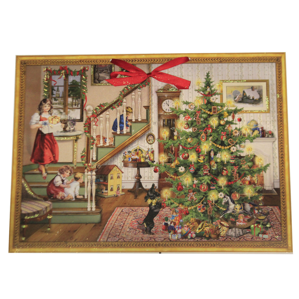 Victorian Christmas Eve 71998 Christmas Advent Calendars - SBKGIFTS.COM - SBK Gifts Christmas Shop Cincinnati - Story Book Kids