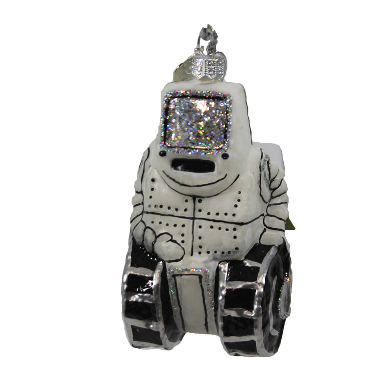 Lunar Landing Robot 19122 Morawski Glass Ornaments - SBKGIFTS.COM - SBK Gifts Christmas Shop Cincinnati - Story Book Kids