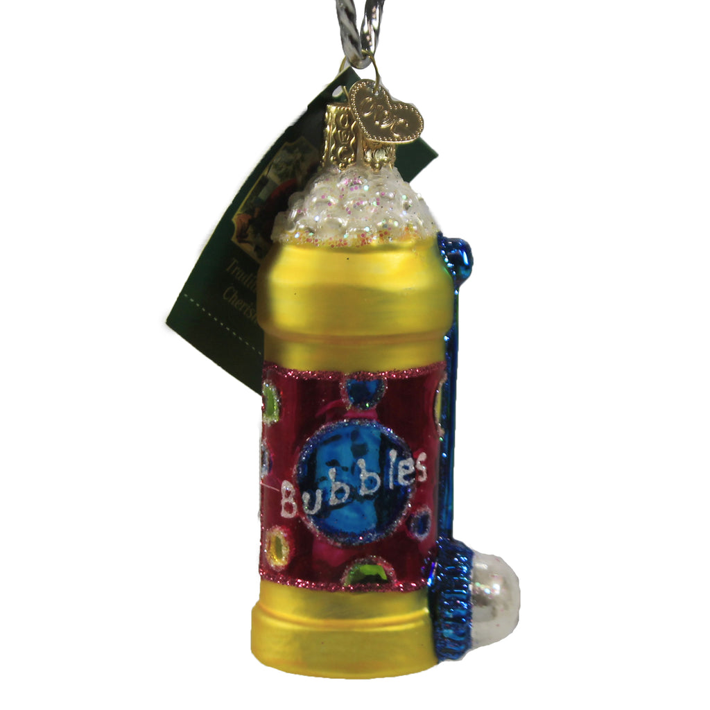 Bubbles 44148 Old World Christmas Glass Ornaments - SBKGIFTS.COM - SBK Gifts Christmas Shop Cincinnati - Story Book Kids