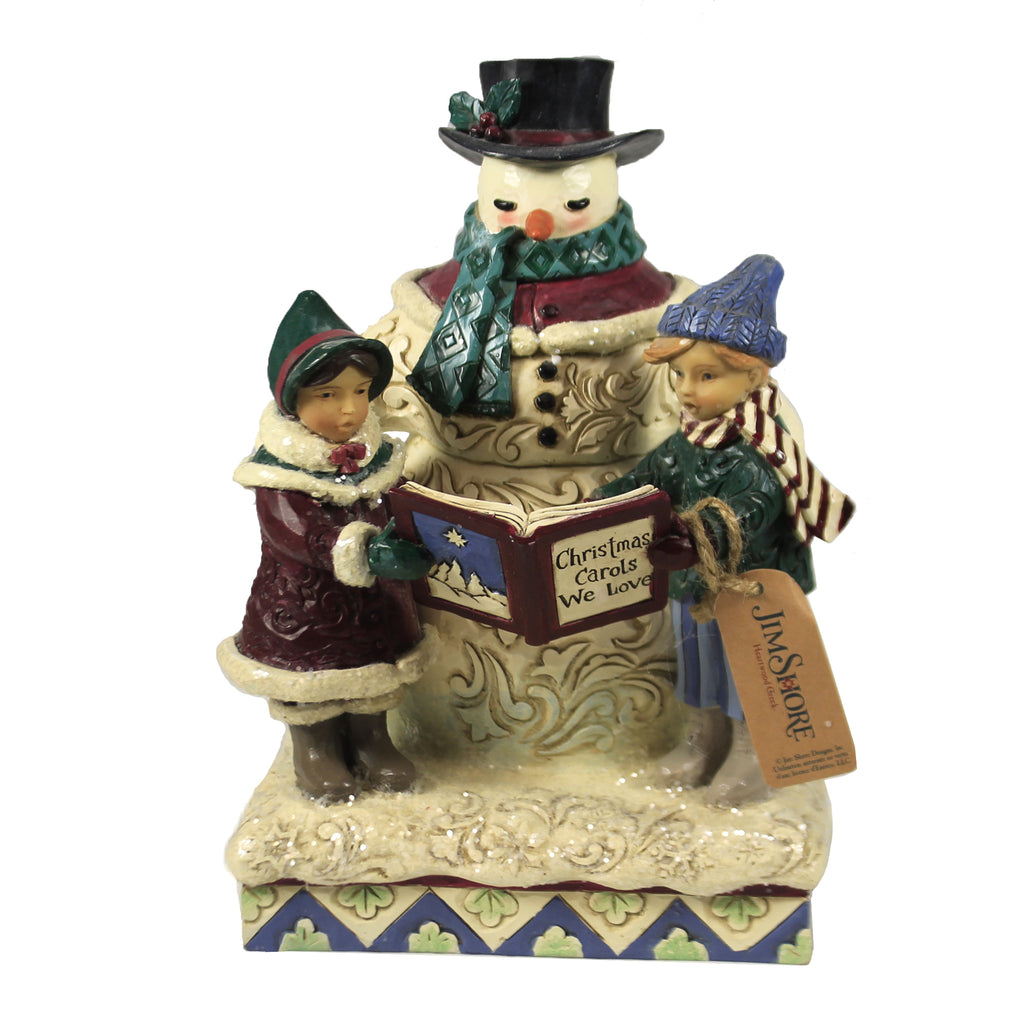 Sing With Joy To The World 6006594 Jim Shore Figurines - SBKGIFTS.COM - SBK Gifts Christmas Shop Cincinnati - Story Book Kids