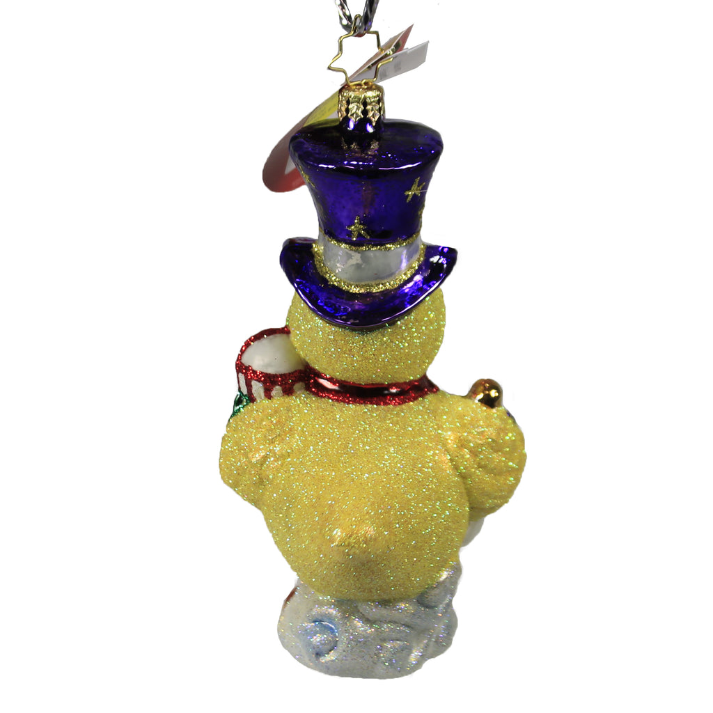 Dapper Duck 1020023 Christopher Radko Glass Ornaments - SBKGIFTS.COM - SBK Gifts Christmas Shop Cincinnati - Story Book Kids