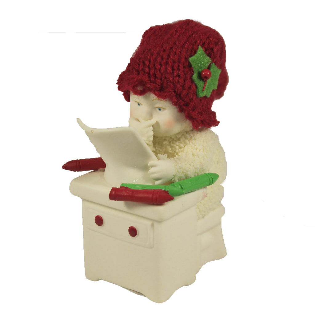 Christmas Colors 6005774 Dept 56 Snowbabies Figurines - SBKGIFTS.COM - SBK Gifts Christmas Shop Cincinnati - Story Book Kids