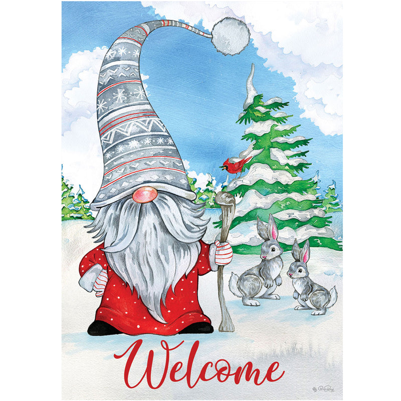 Winter Gnome 4521Fm Home & Garden Other Garden Decor - SBKGIFTS.COM - SBK Gifts Christmas Shop Cincinnati - Story Book Kids