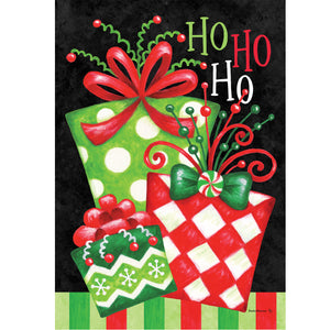 Gifts And Bows Flag 4432Fm Home & Garden Other Garden Decor - SBKGIFTS.COM - SBK Gifts Christmas Shop Cincinnati - Story Book Kids