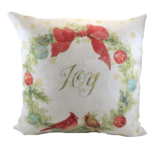 Precious Holiday Pillow Slphol Home Decor Decorative Pillows - SBKGIFTS.COM - SBK Gifts Christmas Shop Cincinnati - Story Book Kids