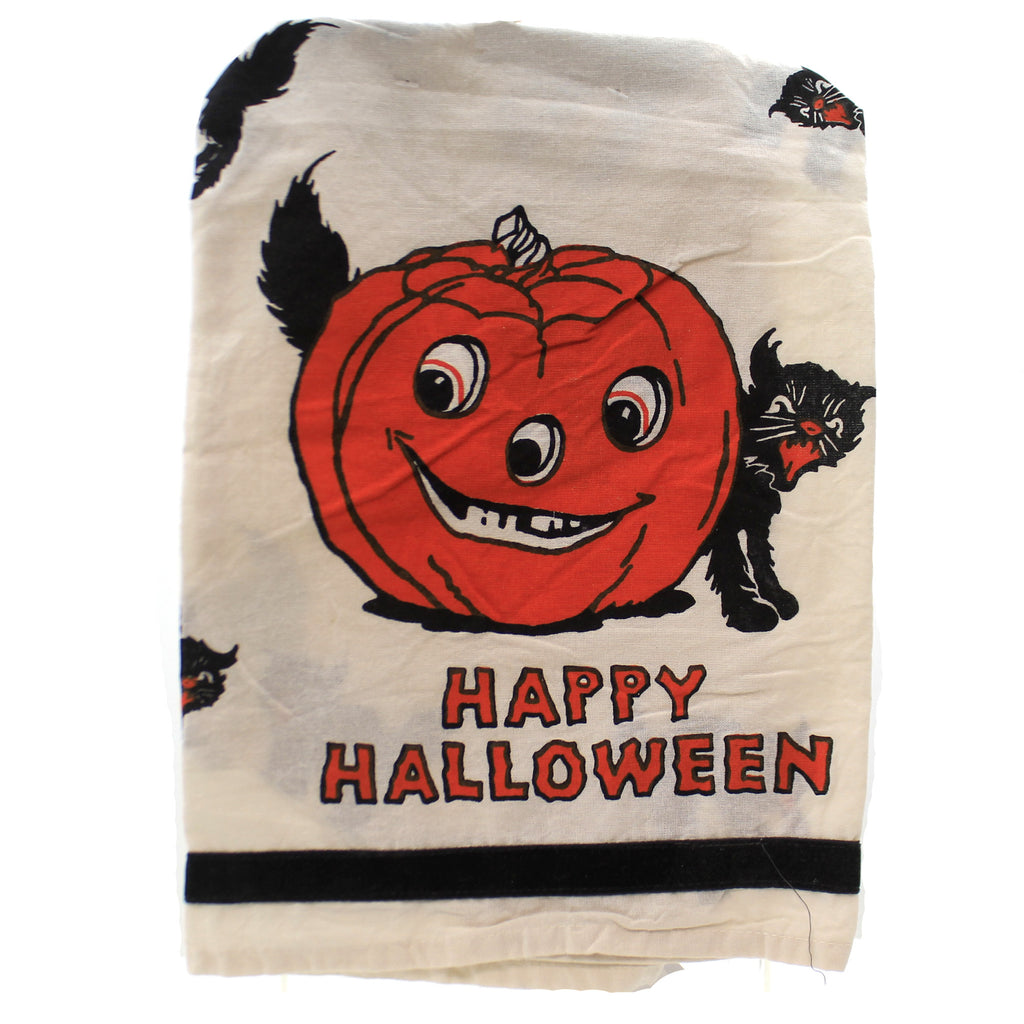 Happy Halloween Dish Towel 101775 Tabletop Decorative Towels - SBKGIFTS.COM - SBK Gifts Christmas Shop Cincinnati - Story Book Kids