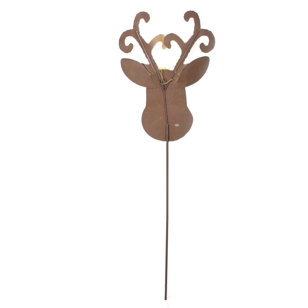 Candy Cane Reindeer Yard Stake C20113 Home & Garden Decorative Stakes And Pokes And Plant Sticks - SBKGIFTS.COM - SBK Gifts Christmas Shop Cincinnati - Story Book Kids