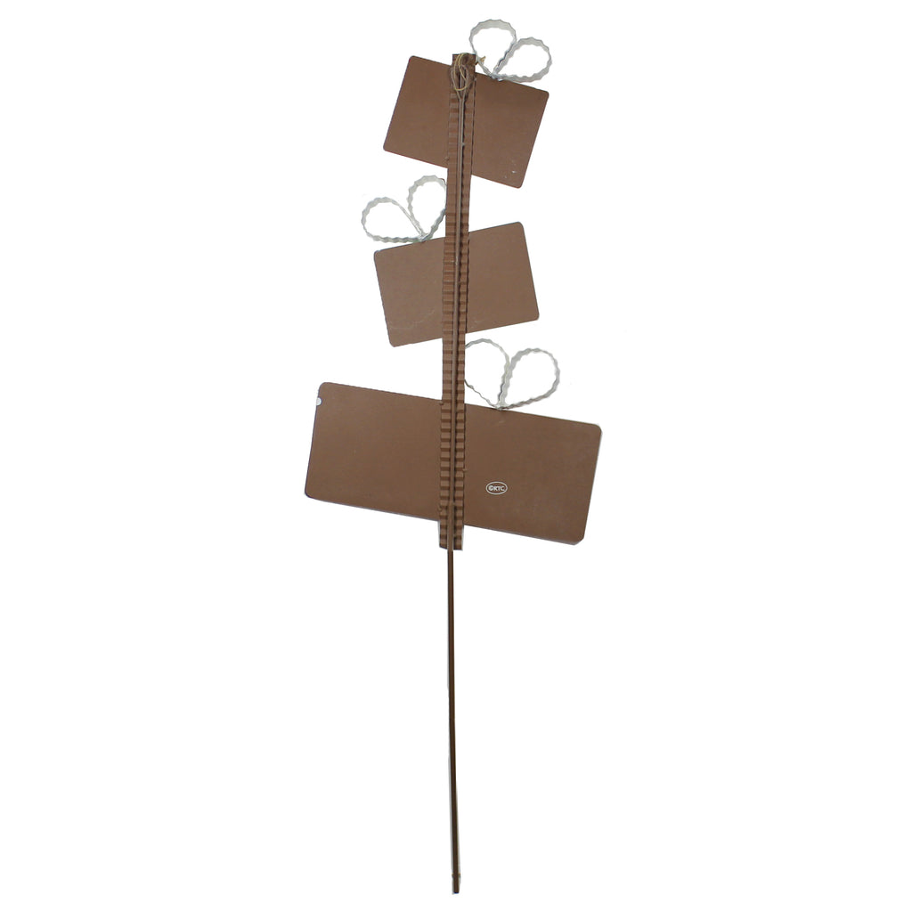 Tis The Season Package Sign C19082 Home & Garden Decorative Stakes And Pokes And Plant Sticks - SBKGIFTS.COM - SBK Gifts Christmas Shop Cincinnati - Story Book Kids