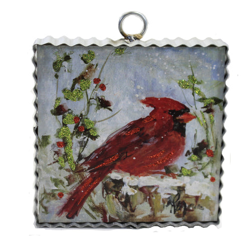 Rozie Winter Cardinal C20129 Home Decor Home Decor - SBKGIFTS.COM - SBK Gifts Christmas Shop Cincinnati - Story Book Kids