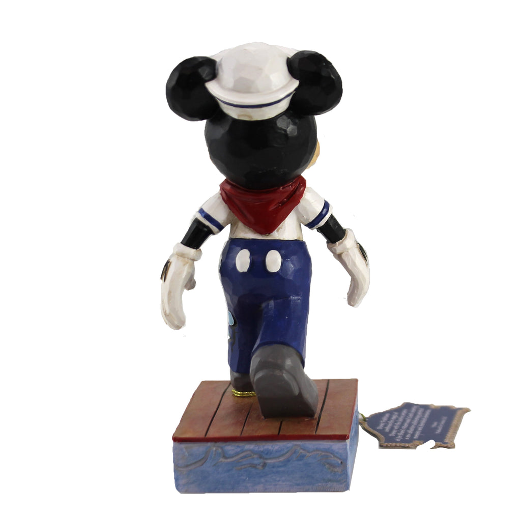 Snazzy Sailor 6008079 Jim Shore Figurines - SBKGIFTS.COM - SBK Gifts Christmas Shop Cincinnati - Story Book Kids
