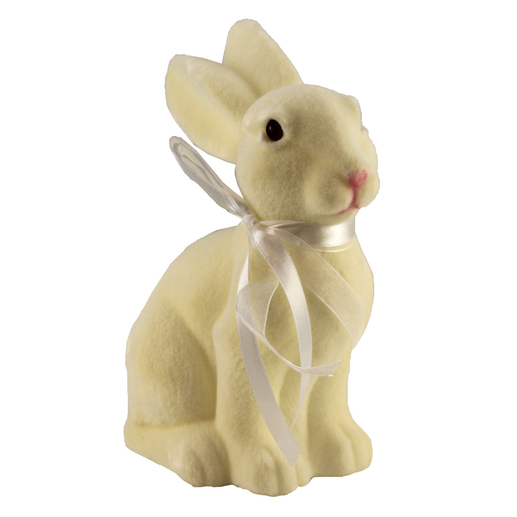 White Sitting Bunny 102252 Easter Figurines - SBKGIFTS.COM - SBK Gifts Christmas Shop Cincinnati - Story Book Kids