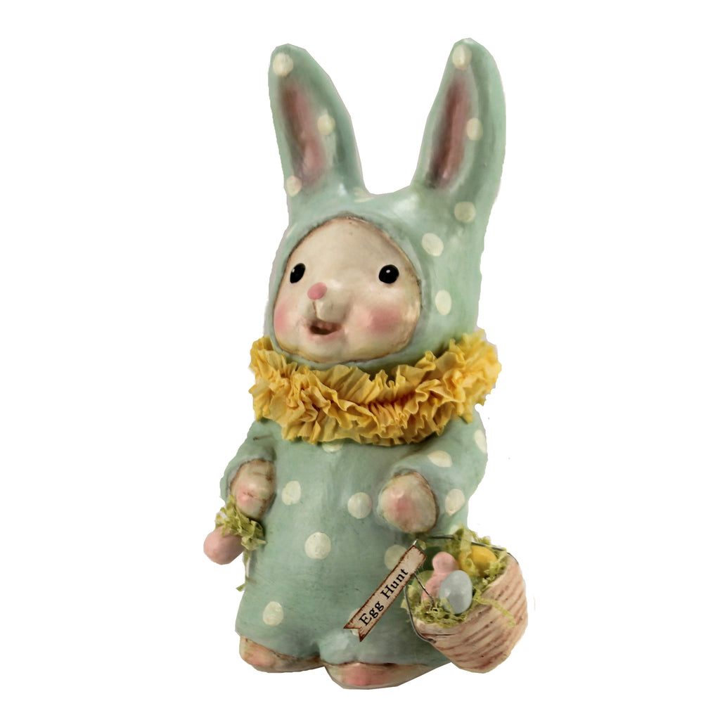 Blue Easter Suit Bunny Ma0401 Easter Figurines - SBKGIFTS.COM - SBK Gifts Christmas Shop Cincinnati - Story Book Kids