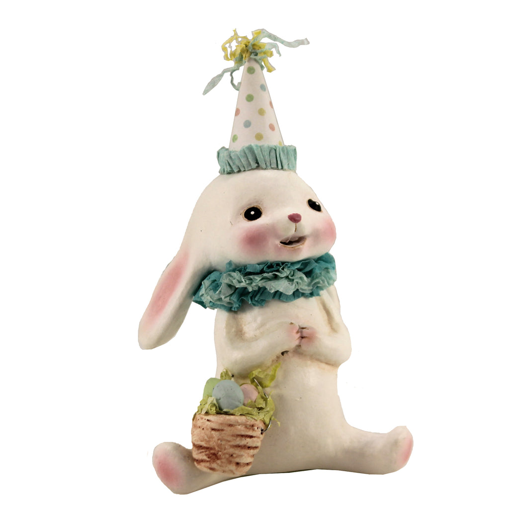 Egg Hunt Bunny Ma0402 Easter Figurines - SBKGIFTS.COM - SBK Gifts Christmas Shop Cincinnati - Story Book Kids