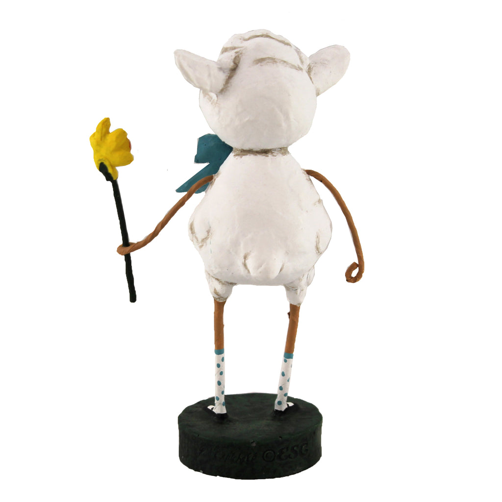 Little Lost Lamb 33164 Lori Mitchell Figurines - SBKGIFTS.COM - SBK Gifts Christmas Shop Cincinnati - Story Book Kids