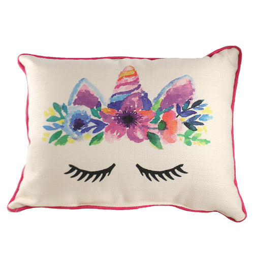 Unicorn Pillow Chi0041 Home Decor Decorative Pillows - SBKGIFTS.COM - SBK Gifts Christmas Shop Cincinnati - Story Book Kids