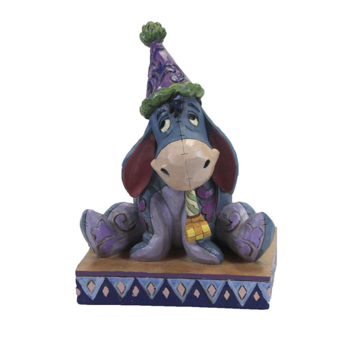 Birthday Blues 6008074 Jim Shore Figurines - SBKGIFTS.COM - SBK Gifts Christmas Shop Cincinnati - Story Book Kids
