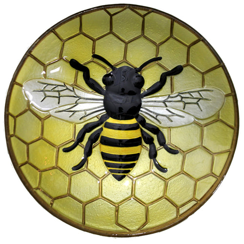 Bee Bird Bath 2Gb781 Home & Garden Bird Baths - SBKGIFTS.COM - SBK Gifts Christmas Shop Cincinnati - Story Book Kids