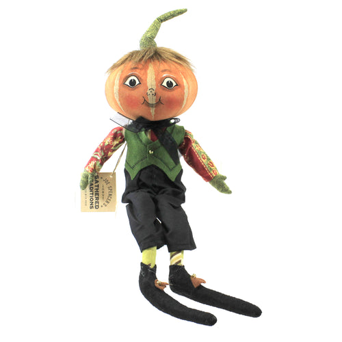 Kermit Pumpkin Head Kid Fgs73324 Halloween Plush - SBKGIFTS.COM - SBK Gifts Christmas Shop Cincinnati - Story Book Kids