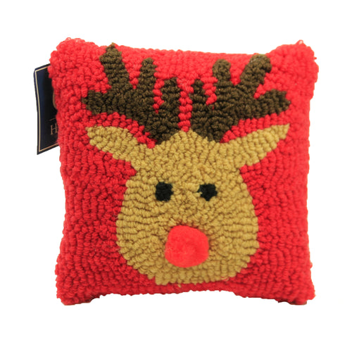 Reindeer Games Pillow 44488017 Christmas Decorative Pillows - SBKGIFTS.COM - SBK Gifts Christmas Shop Cincinnati - Story Book Kids