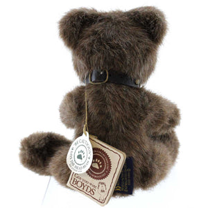 Boyds Bears Plush Vance Bearsworth Teddy Bear
