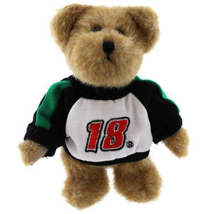 Boyds Bears Plush Bobby Labonte Teddy Bear