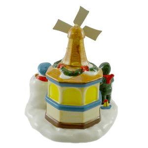 Dept 56 Accessories Windmill Wishing Well Village Accessory