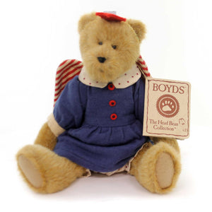 Boyds Bears Plush Dolley M Jodibear Teddy Bear