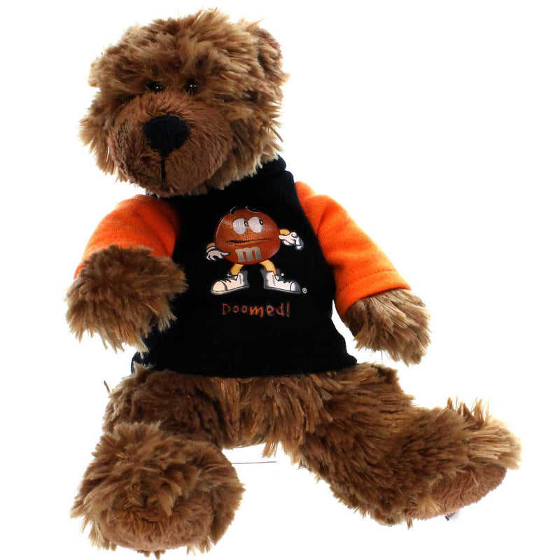 Boyds Bears Plush Fretty Orange M&M Plush