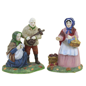 Dept 56 Accessories Begging For Soul Cakes Village Accessory
