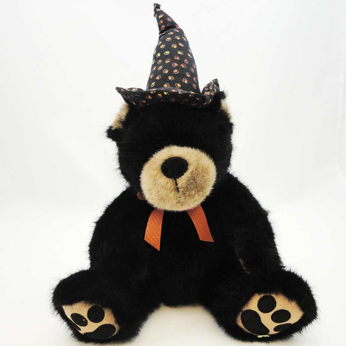 Boyds Bears Plush Bubba Boo Halloween Teddy Bear