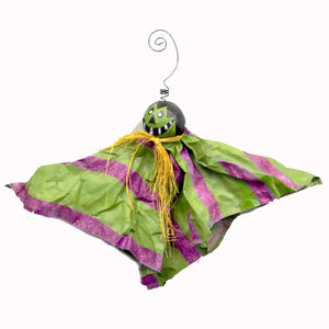 Peri Woltjer Halloween Bat Hanger Halloween Door Decor