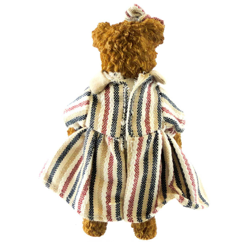 Boyds Bears Resin C C Shopsalot Charge It Figurine