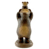 Boyds Bears Resin On Top Of The World Figurine