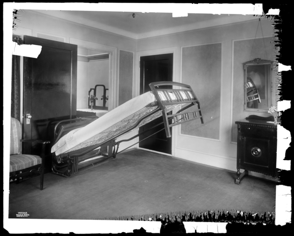 The Complete History of The Murphy Bed