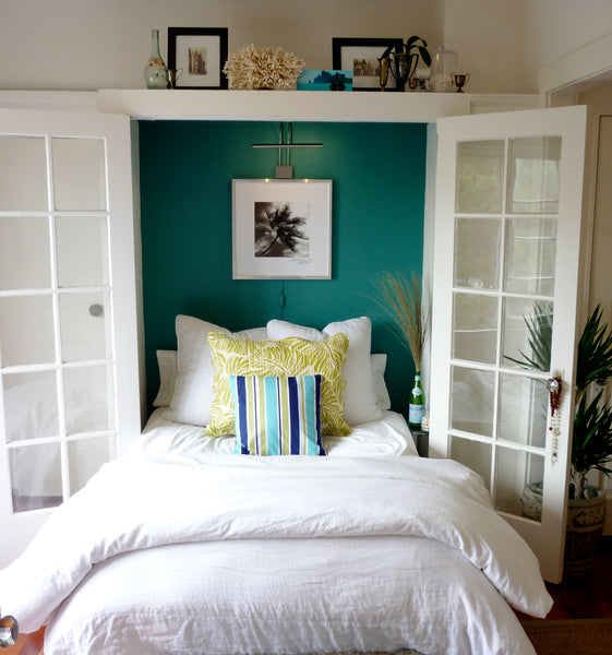 Murphy bed accent color