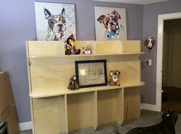 From chic home offices to a fun playroom for the grandkids, here are 13 inspired ways real Lori Wall Bed customers used a Murphy bed to transform their guest bedrooms.