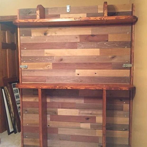 DIY Wall Bed Kit