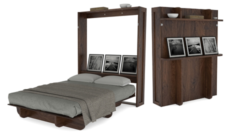 Save Hundreds of Dollars by Building a Murphy Bed Yourself