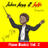 Julian Keyz & InNo Presents... Professor Keyz Piano Basics (Vol. 2)