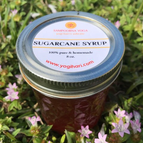 100% Pure Sugar Cane Syrup