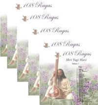 CD 108 Ragas - all 6 CDs