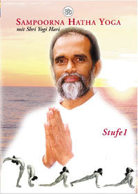 DVD Sampoorna Hatha Yoga Level 1 Deutsch