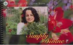 Simply Divine - Sampoorna Yoga Cookbook