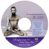 DVD Yoga Flow