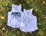 Bear Tank in Navy Ice